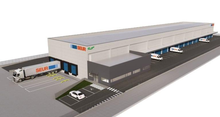 CV Grupo invierte 30 millones en naves logísticas en Sevilla y Madrid