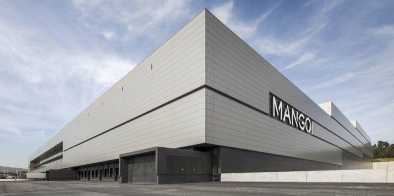 Mango inicia la ampliación del centro logístico en Lliçà d'Amunt (Barcelona) por 35 millones