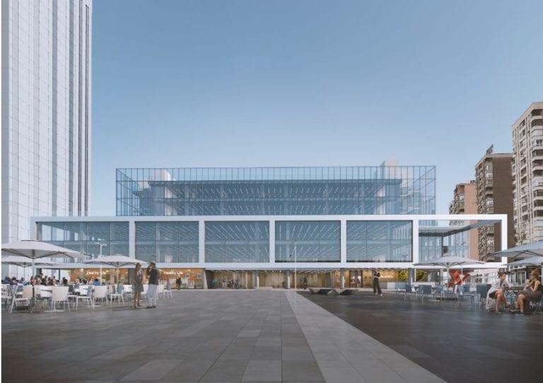 Merlin creará con Edge un edificio inteligente en pleno centro financiero de Madrid