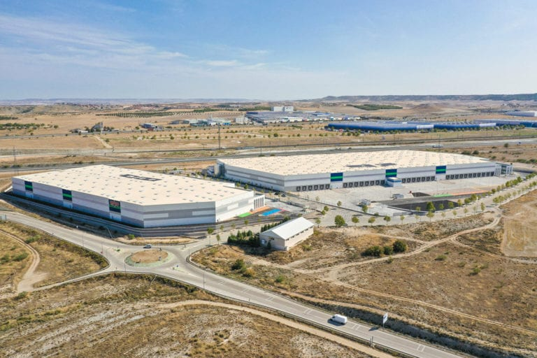 Barings Sells Logistics Park in Toledo to M&G for 40 Million Euros