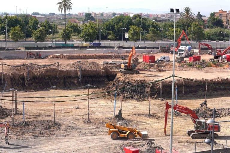 Juan Roig invierte más de 35 millones en las obras del Casal España Arena de Valencia