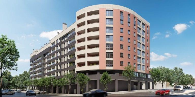 Vía Célere saca al mercado 68 nuevas viviendas en Valladolid