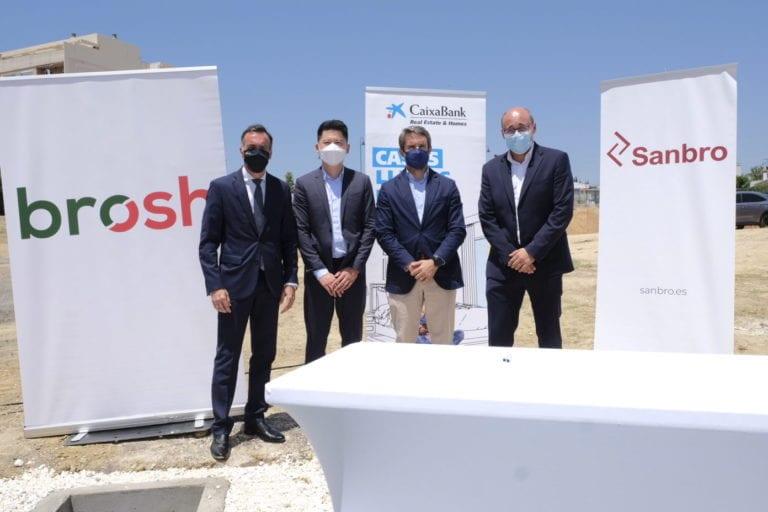 La promotora Brosh invierte 60 millones en su primera promoción en la Costa del Sol