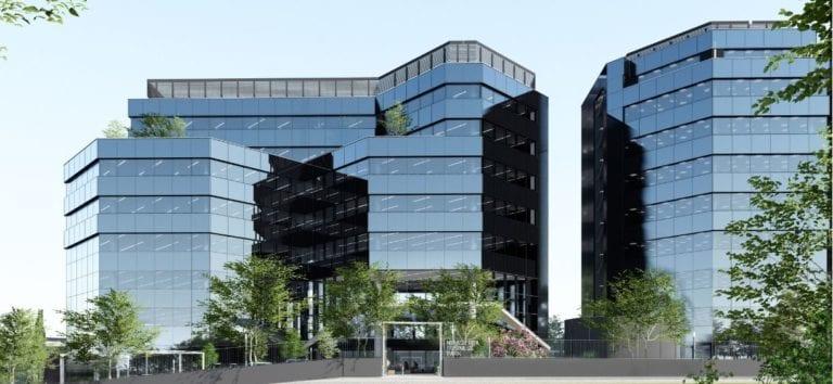 ACR comienza la rehabilitación de un edificio de oficinas de Freo en Madrid