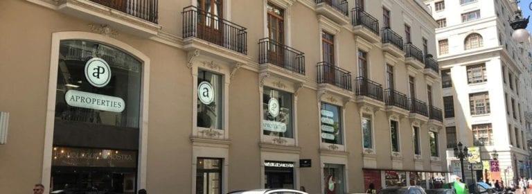 Corpfin Capital vende varios locales en Valencia por 19 millones