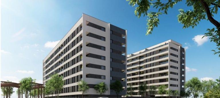Vía Célere lanza 72 nuevas viviendas en Pamplona