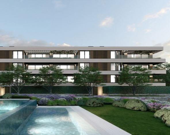Amenabar entra en la vivienda de lujo con un proyecto en La Moraleja