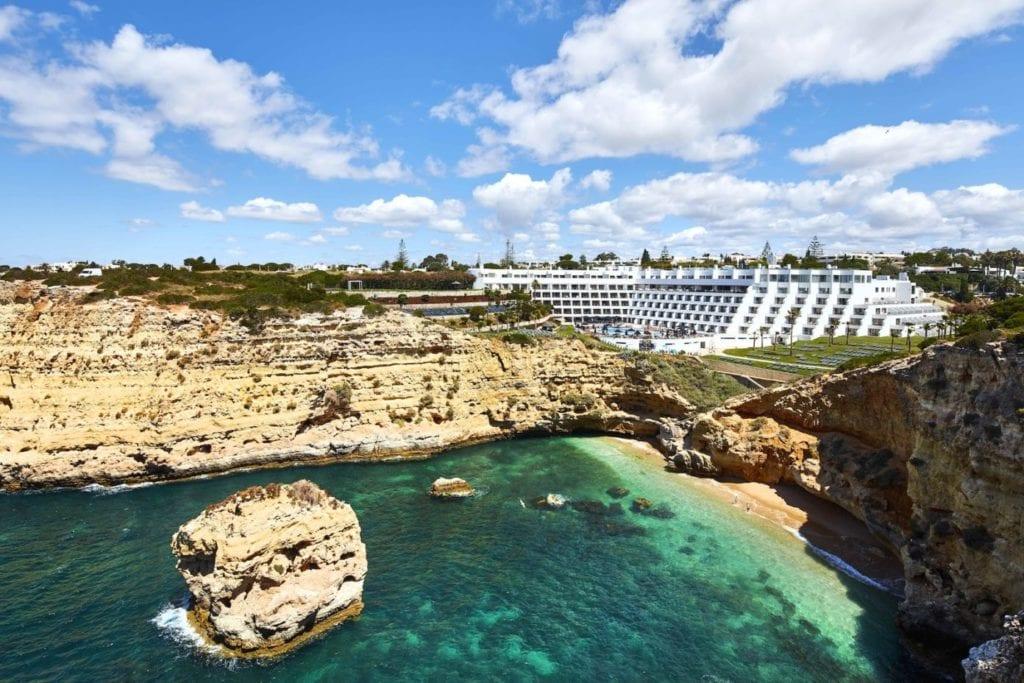 Azora hoteles Algarve