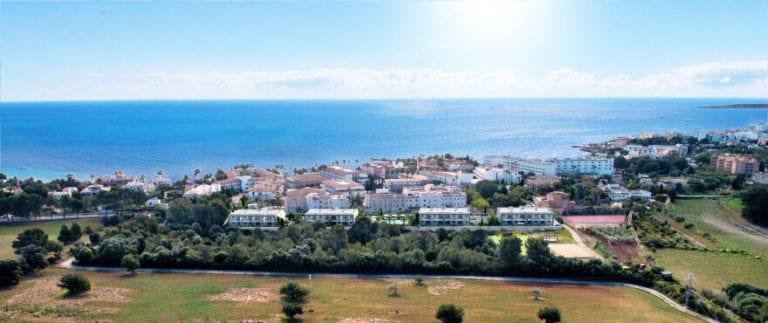 Taylor Wimpey invierte siete millones en una nueva promoción en Mallorca