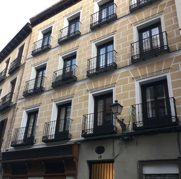 La Socimi Persépolis vende a Elix tres edificios residenciales en Madrid por 15 millones