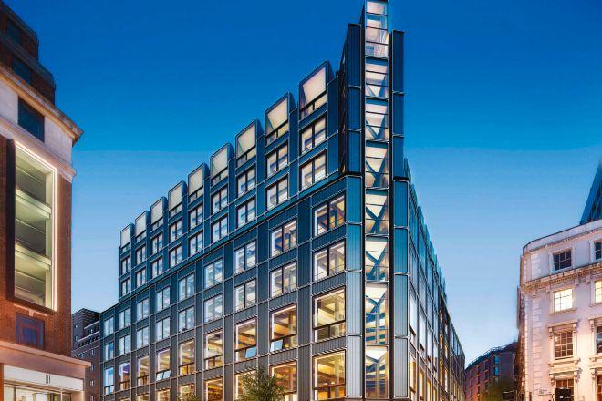 Edificio de Pontegadea en Londres Amancio Ortega
