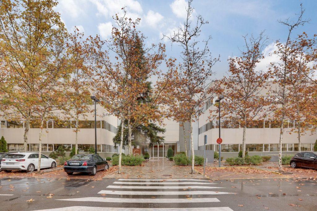 Business Park de Tres Cantos oficinas Michelin