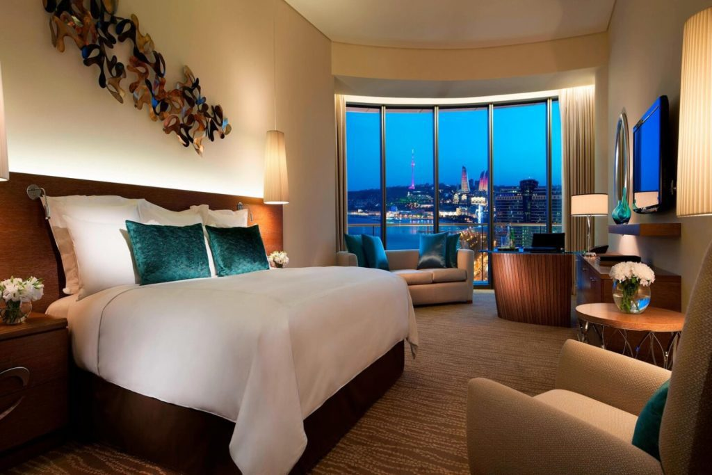 Hotel JM Marriott en Azerbayan