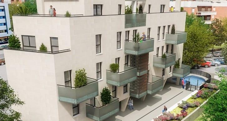 Un family office encarga a Inner XXI la construcción de un residencial de lujo en El Viso