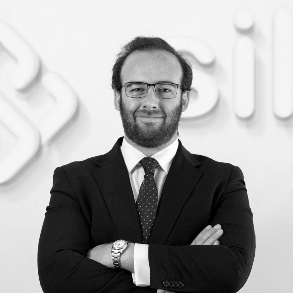 Juan Diaz de Bustamante Ussia director general silicius