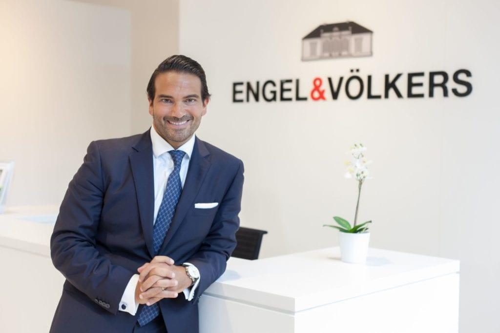 Juan Galo Macia. CEO Engel Volkers para Espana Portugal y Andorra