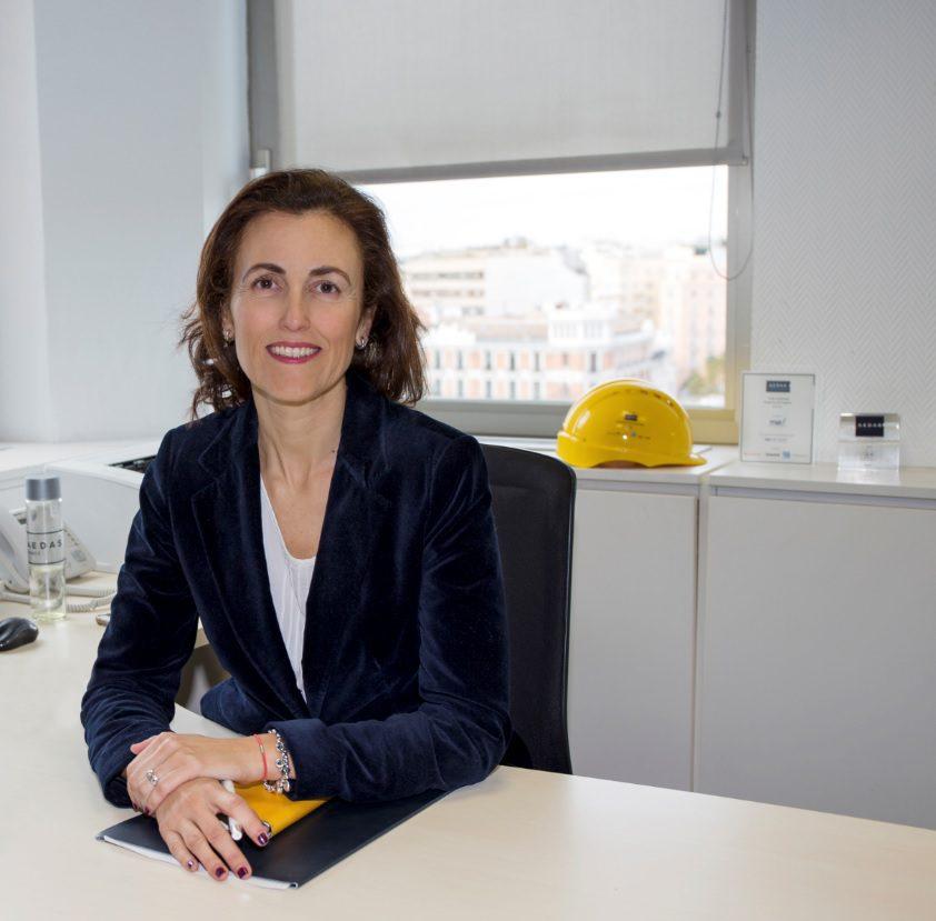 Maria Jose Leal CFO de AEDAS Homes. 1