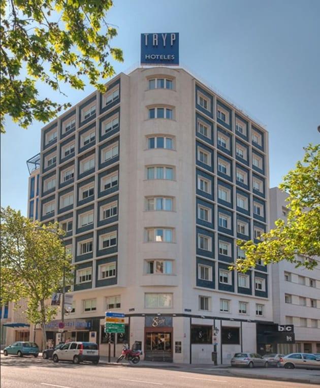 All Iron compra el Hotel Tryp Chamberí para convertirlo en apartamentos turísticos