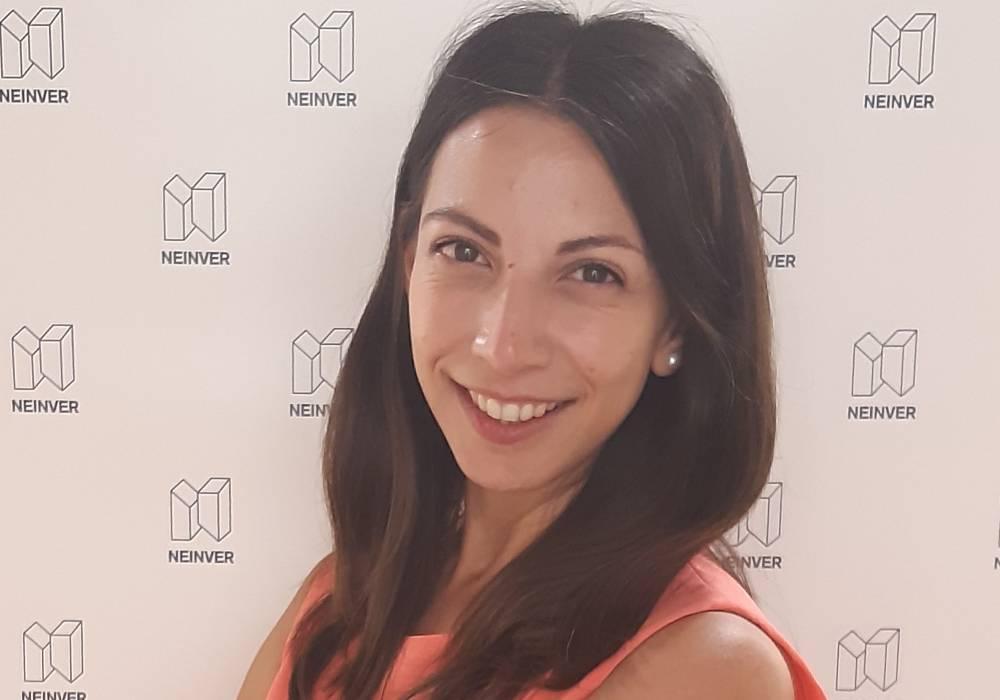 Anita Singh, responsable de Marketing de Neinver