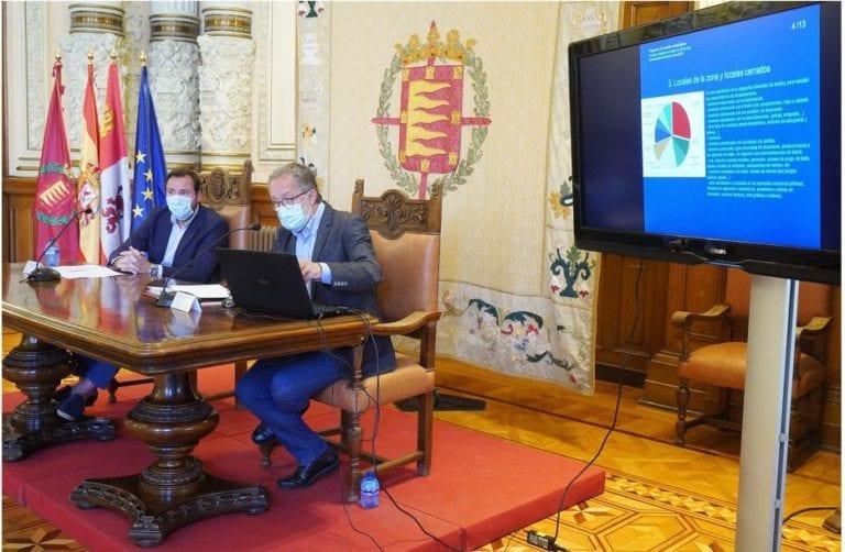 Valladolid presenta un programa para comprar y alquilar locales vacíos