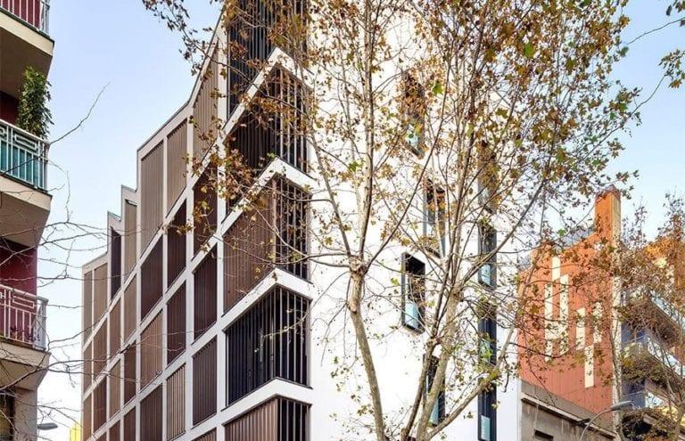 Culmia busca comprador para el primer edificio de coliving de Barcelona