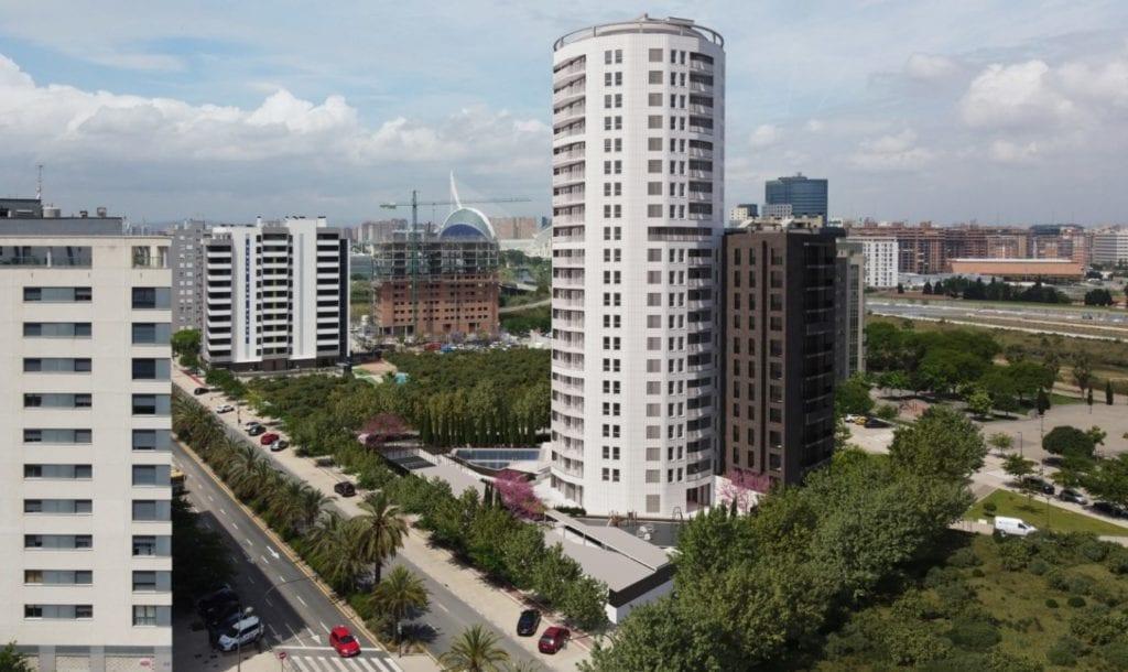 edificios residenciales valencia