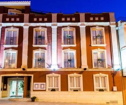 Asemar saca a la venta un hotel  en Castellón