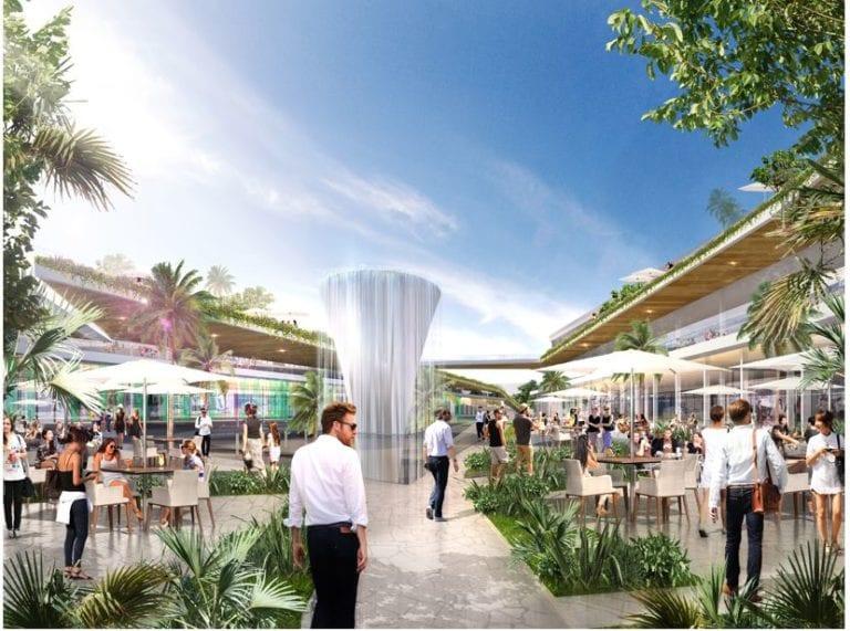 Citygrove y Burlington invierten 100 millones en un complejo comercial en Marbella