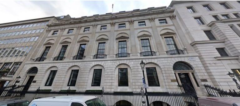 Pontegadea adquiere la sede del fondo de inversión Cinven en Londres
