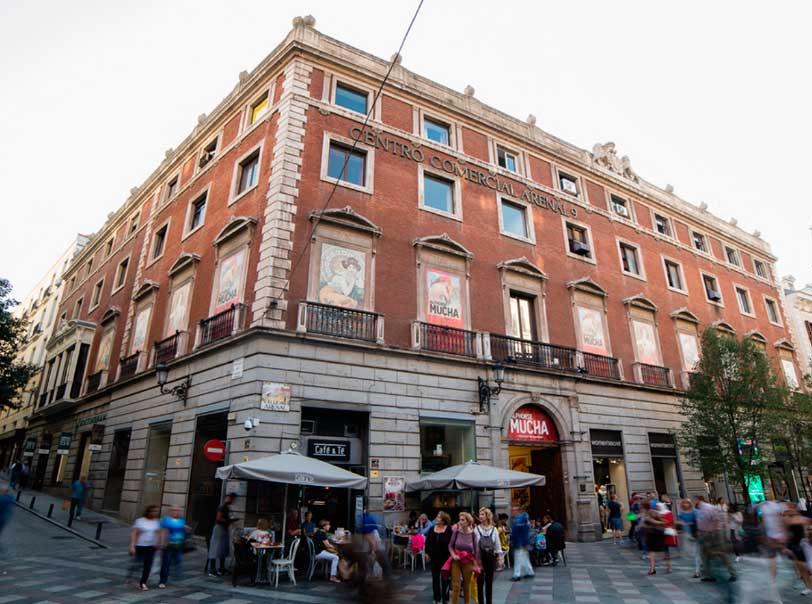 Palacio Gaviria recuperación Plan Especial