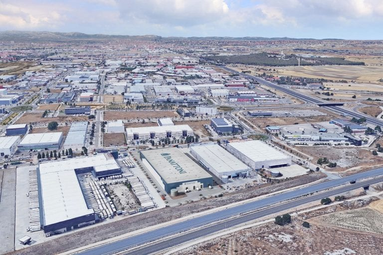 Panattoni construirá una nave logística de 9.500 m2 en Getafe