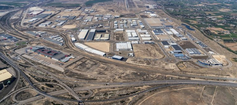 Panattoni compra 42.500 m2 de suelo logístico en Zaragoza