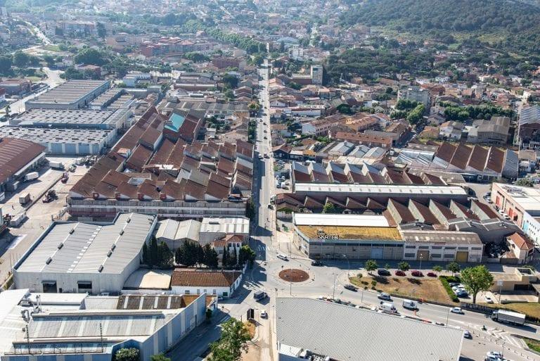 Segro compra la antigua fábrica de Derbi en Barcelona