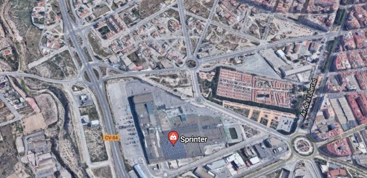 La firma Inurban impulsa un desarrollo comercial de 140.000 m2 en Elche