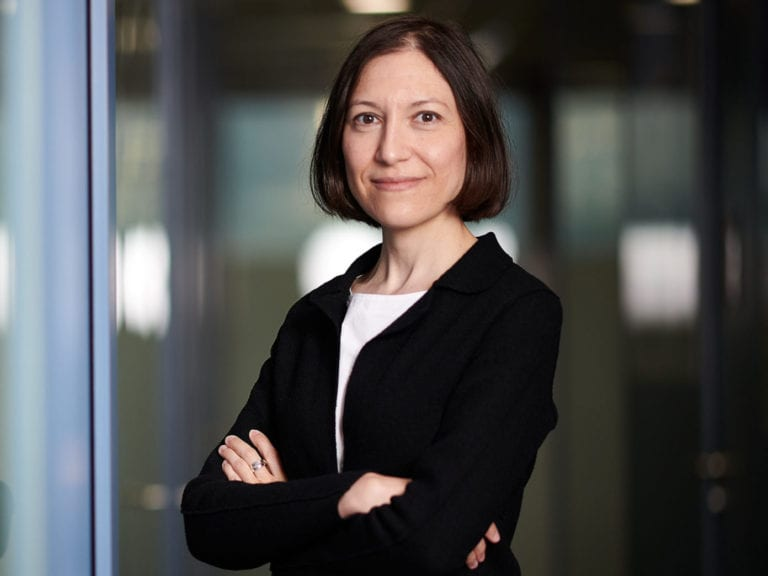 ACR nombra directora del área Técnica a Ruth Peña