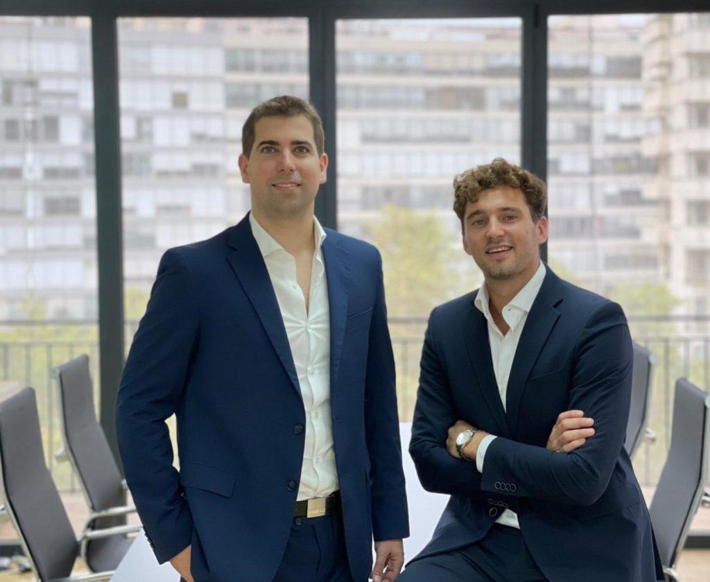 Alex Bove Diez y Aleix Recasens Ferret AX Partners