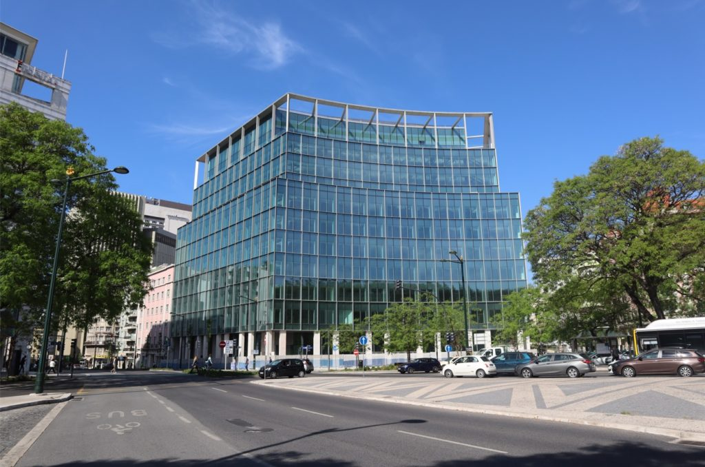 Edificio Monumental Lisboa