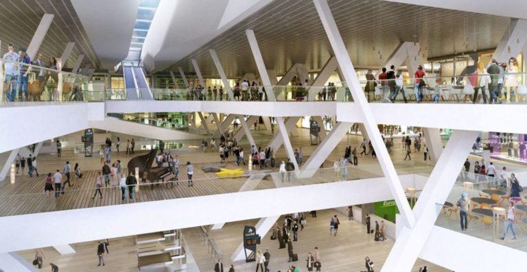 Nhood abre en septiembre su centro comercial Vialia en Vigo