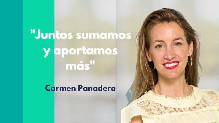 """Carmen Panadero (Wires): """"Juntos sumamos y aportamos más"""""""