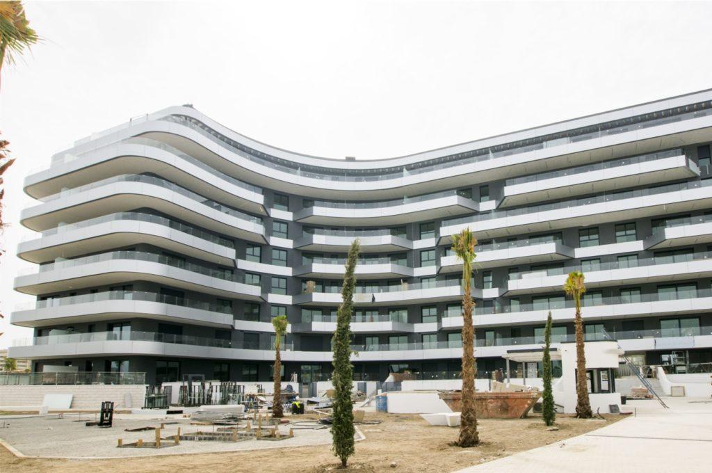 Residencial Halia Metrovesa