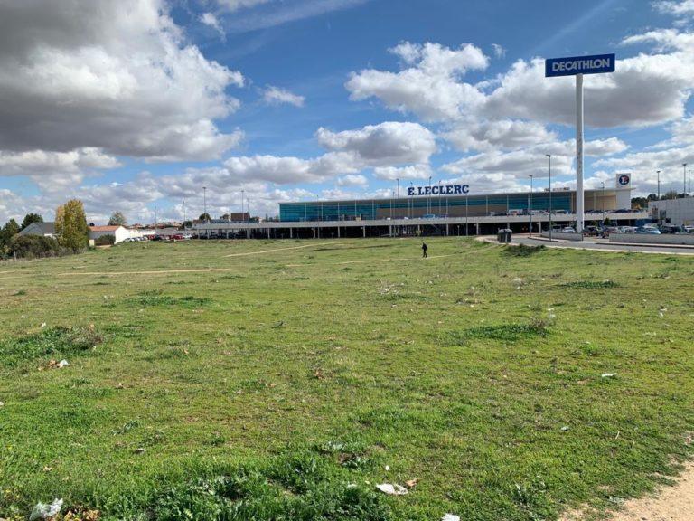 Mazabi compra suelo para promover un complejo comercial en Salamanca