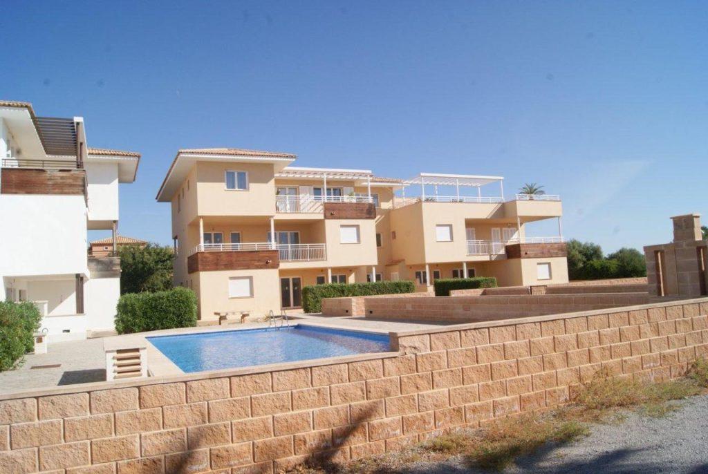 Promocion vivienda casa en Baleares de Servihabitat
