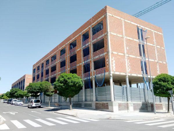 Impar encarga a San José la construcción de una residencia de estudiantes en Salamanca