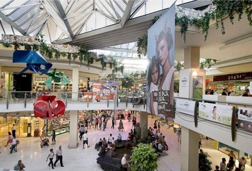 centro comercial la vaguada de URW