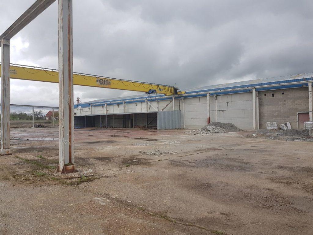 Escrapalia vende un activo industrial de más de 25.000 m2 en Guadalajara