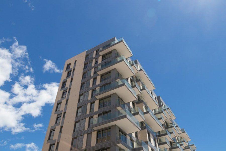 Arqura promocion de vivienda nueva edificio residencial