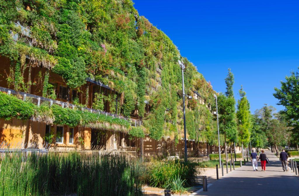 Ley Cambio Climático inmobiliario