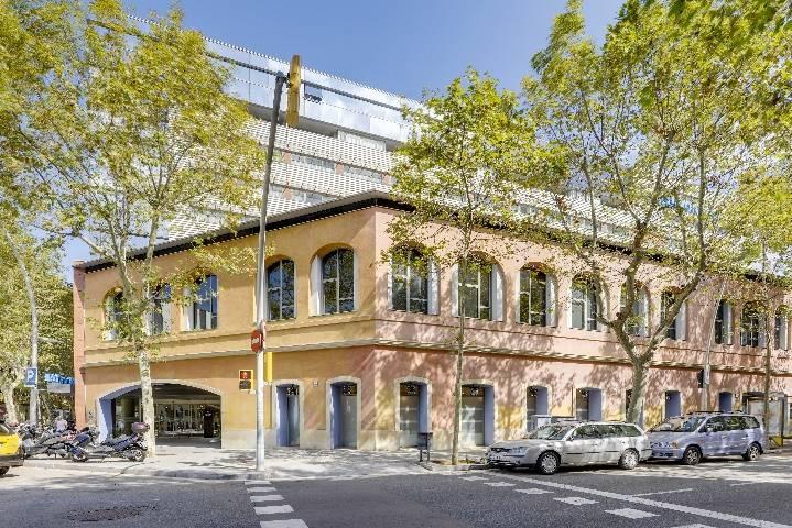 Edificio de oficinas de Swiss Life France en Barcelona