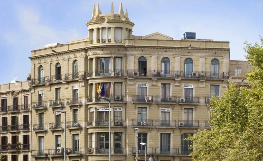hotel Monegal venta