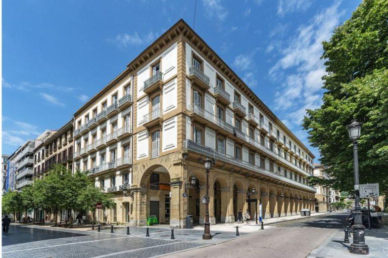 Culmia lanza 15 viviendas de lujo en el centro histórico de San Sebastián